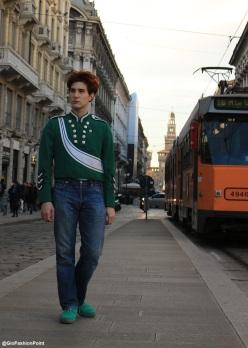 Riccardo Ricci - Street Style Experience Milano by Giovanna Galleno