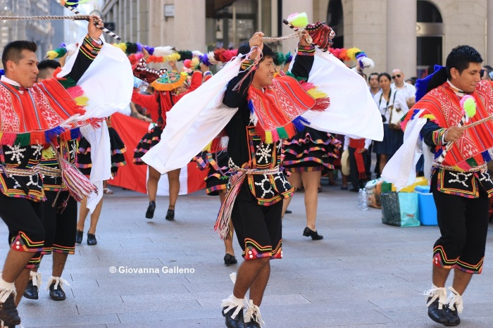 Peru Independence Day in Milan - Photo by Giovanna Galleno