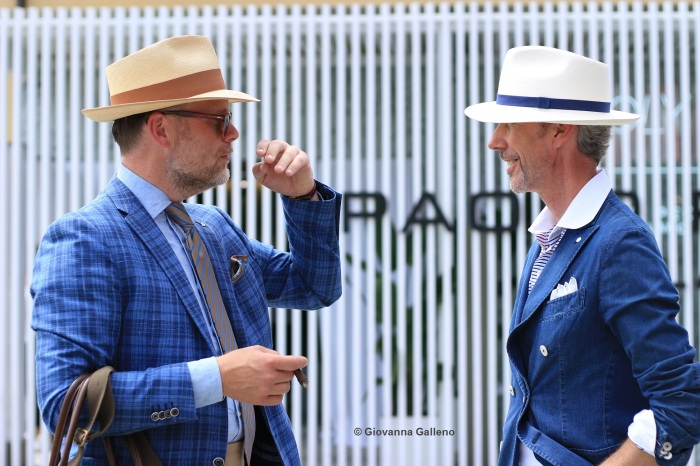 Pitti Uomo 94 Photo by Giovanna Galleno